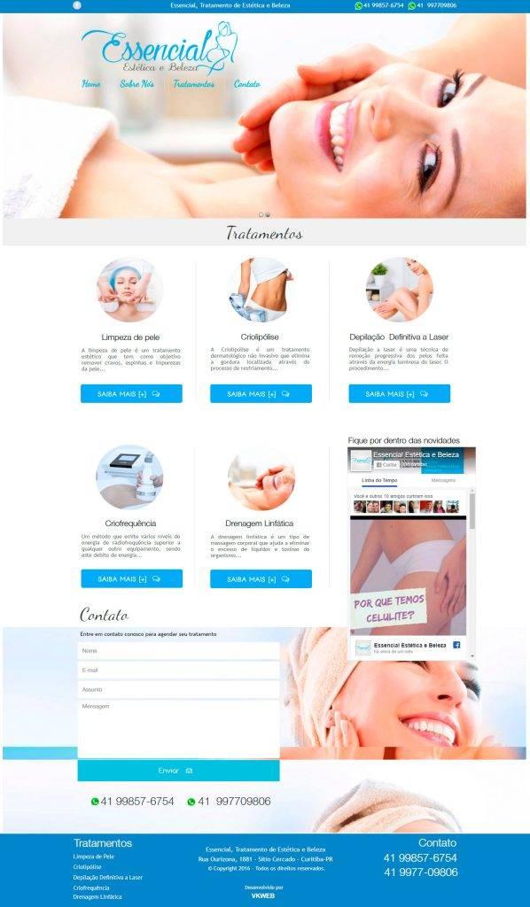 Read more about the article Essencial Estética